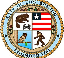 Los Santos Police Department Logo by summerslamec