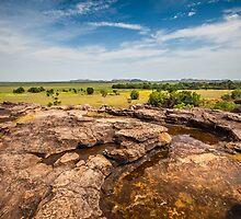 Ubirr Views, Kakadu by Russell Charters