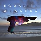 Equality and Lasers - Scandalous Heart artwork (Jez Kemp album) by jezkemp