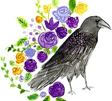 Miss Raven by Siobhan Sands