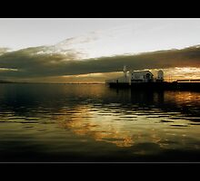 Geelong Sunrise by Samantha Cole-Surjan