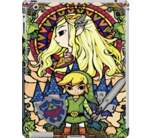 Stained Glass Legend iPad Case/Skin