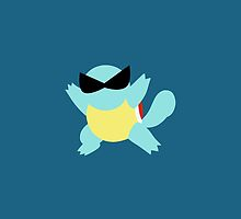 Squirtle Sunglasses by dauwdruppel