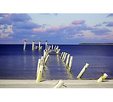 Waldens Beach Photographic Print