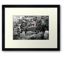 Cataract Gorge, Tasmania, Australia Framed Print