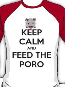 Feed Poro :D T-Shirt