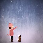 It's Snowing, Kitty! by Lina Forrester