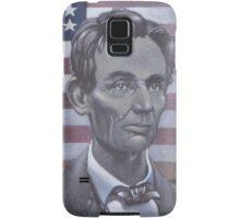 Abe Lincoln Samsung Galaxy Case/Skin