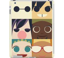 Big Hero Squares iPad Case/Skin