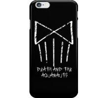 Death and the Aquanauts iPhone Case/Skin