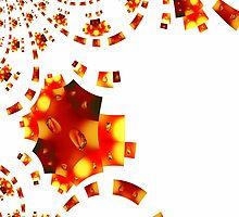 Calabi Yau manifold by Peter Vesely