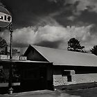 Gulf Station, Braselton, Ga by Scott Mitchell