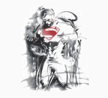 Superman Man of steel by mikcorvin