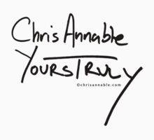 Yours Truly by Chris Annable