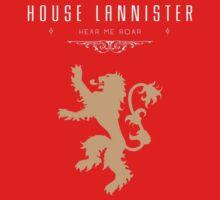 Lannister Lion by obdobuk