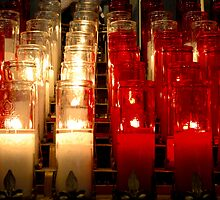 candle light by Laura  Cioccia