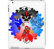 THE SUB-BOSSES OF GAMING iPad Case/Skin