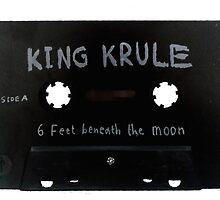 King Krule Tape by svpermassive