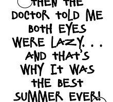 Best. Summer. Ever by VeeGiggity