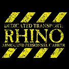 Dedicated Transport: Rhino by simonbreeze
