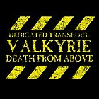 Dedicated Transport: Valkyrie by simonbreeze