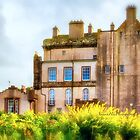 Delgatie Castle (near Turriff, in Aberdeenshire, Scotland) by Yannik Hay