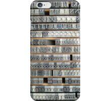 Garamond iPhone Case/Skin