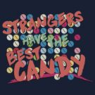 Strangers have the best candy by gimbolo