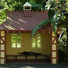 Sleepy Sunny Day, Botonic Gardens Geelong by Joe Mortelliti