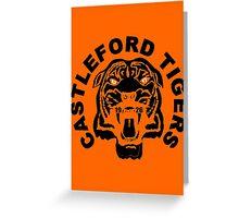 Castleford Tigers Greeting Card