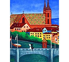 Remembering Basel Photographic Print