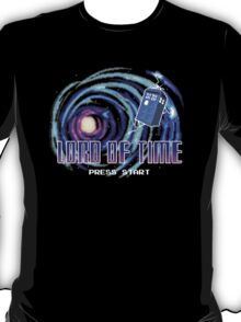 Retro Who T-Shirt