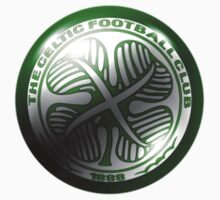 Celtic Orb Fan Sticker Kids Clothes