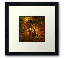 When The Stars Are Right - M78 In Orion Framed Print