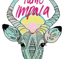 Tame Impala by svpermassive