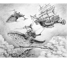 Wind Whales Photographic Print