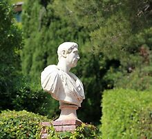 Caesar bust by mrivserg