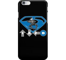 Kneel Before Zod Ballz (MOS Edition) iPhone Case/Skin