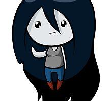 Chibi Marceline by MonHood