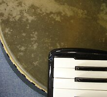 piano drum by Wrigglefish
