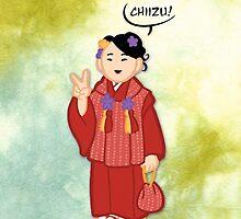Say Chiizu by Joumana Medlej