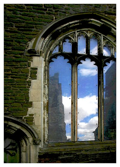Church Window by shall
