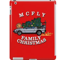 McFly Family Christmas iPad Case/Skin