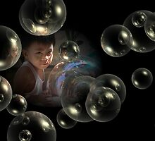 I Have The Biggest Bubble by Carlo Cesar Rodillas