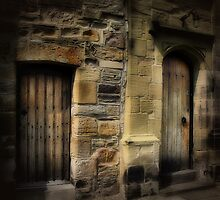 Durham Doors by Barbara Gordon