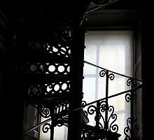 trinity staircase by mockbird