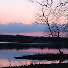 Chippewa Lake Sunset by The RealDealBeal