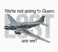 We're not going to Guam...are we? Kids Clothes