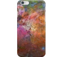 Cosmic Mushrooms 1 iPhone Case/Skin