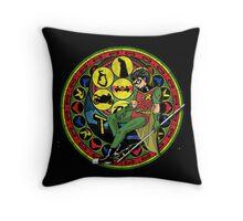 Robin's Birth by Sleep Throw Pillow
